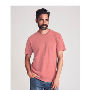 Faherty Brand Sun-Washed Pocket Tee Small
